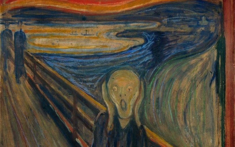 The Scream - Edvard Munch - Quinby & Co.