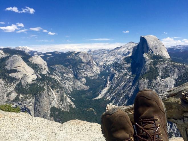 Ren Michael - Yosemite Valley - Half Dome - Yosemite National Park - Quinby & Co.