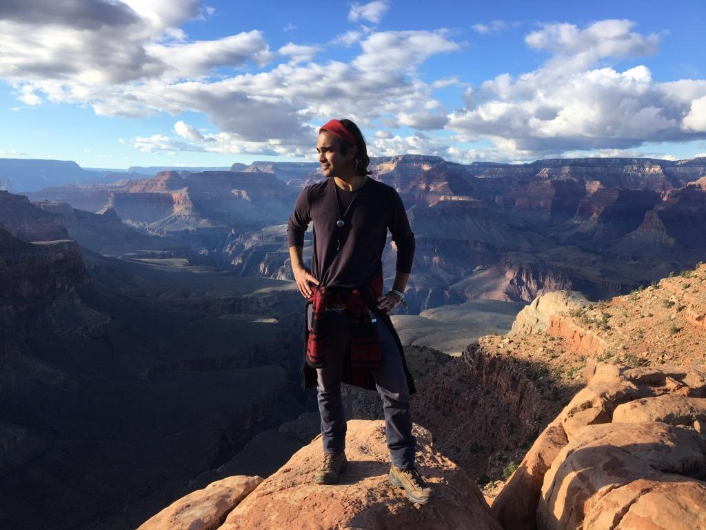 Ren Michael - South Kaibob Trail - Grand Canyon - Grand Canyon National Park - Arizona - National Park - Quinby & Co.