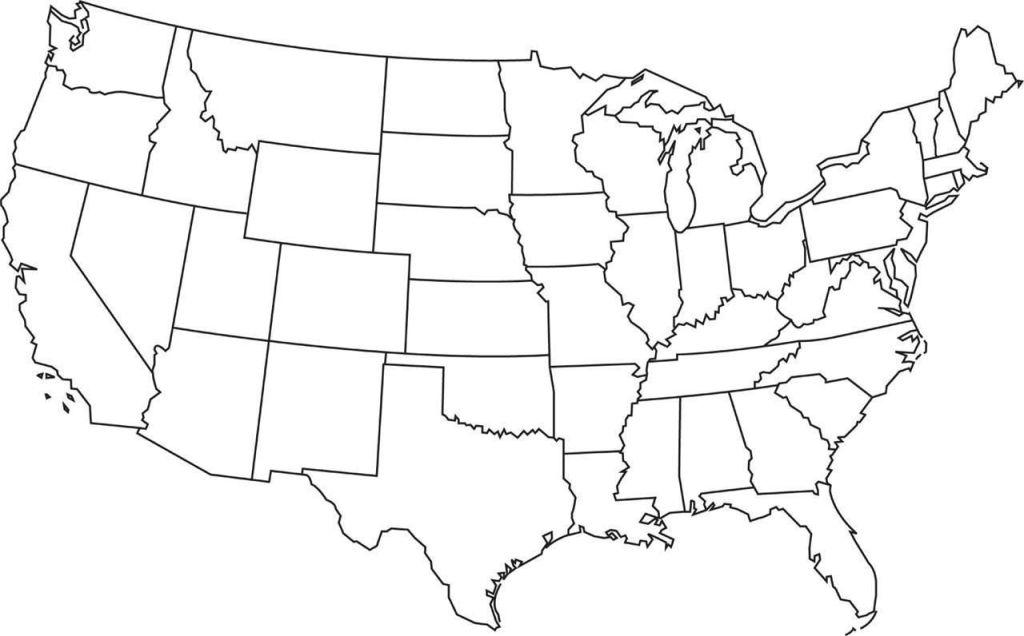 Quinby & Co. - USA - Map - Political Correctness