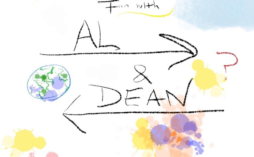 Fun with Al & Dean:Climate