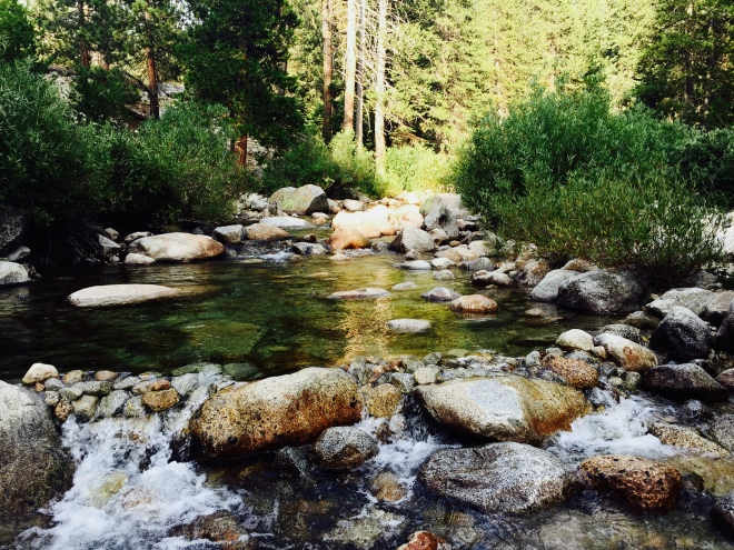 Kaweah River - Lodgepole Campground - Sequoia National Park - California - Sequoia - Quinby & Co.